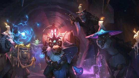 Hearthstone: Leaked teaser image reveals return of familiar Kobolds & Catacombs villain