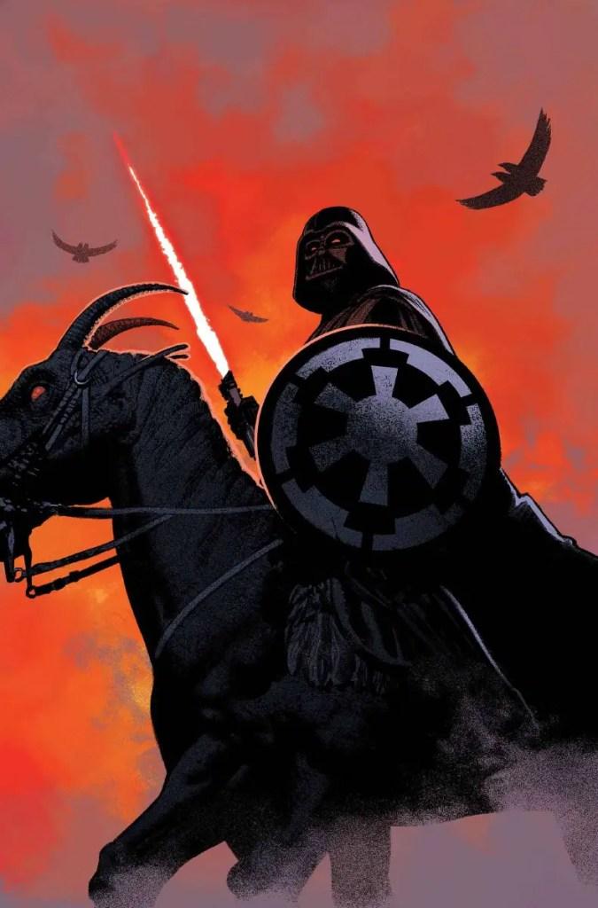 Star Wars: Vader - Dark Visions TPB review