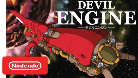 Devil Engine review - Nintendo's handheld shooter delivers