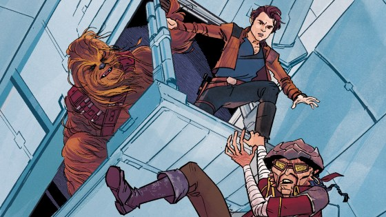 'Star Wars: Pirate's Price' audiobook review: One of the best animated characters returns to usher us into Galaxy's Edge