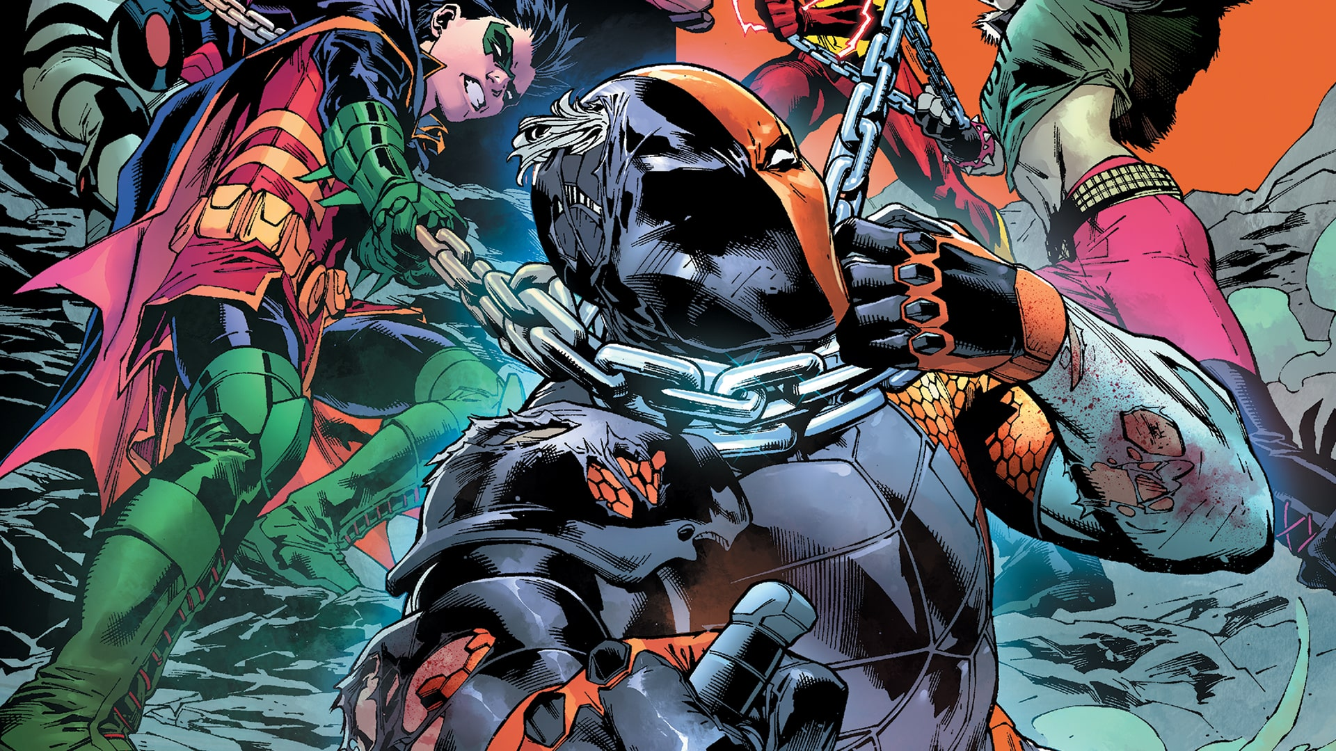 Teen Titans #28 Review
