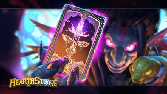 Hearthstone: 'The Witch' trailer reveals Hagatha the Witch's addition to the evil team as well as hints towards a certain Mad Genius