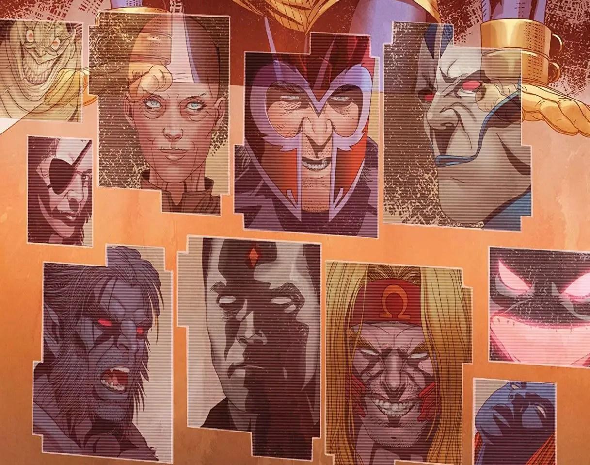 Uncanny X-Men #13 review: Checking it twice