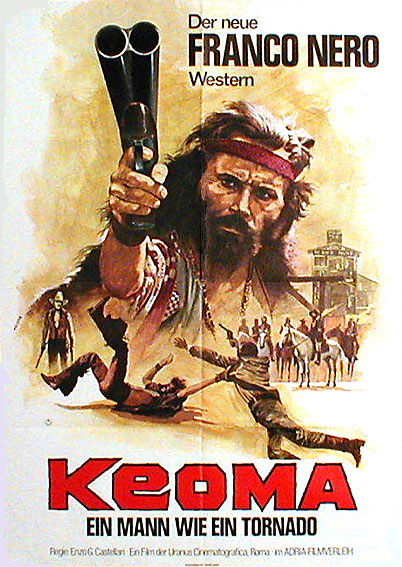 Keoma - Arrow Video Review