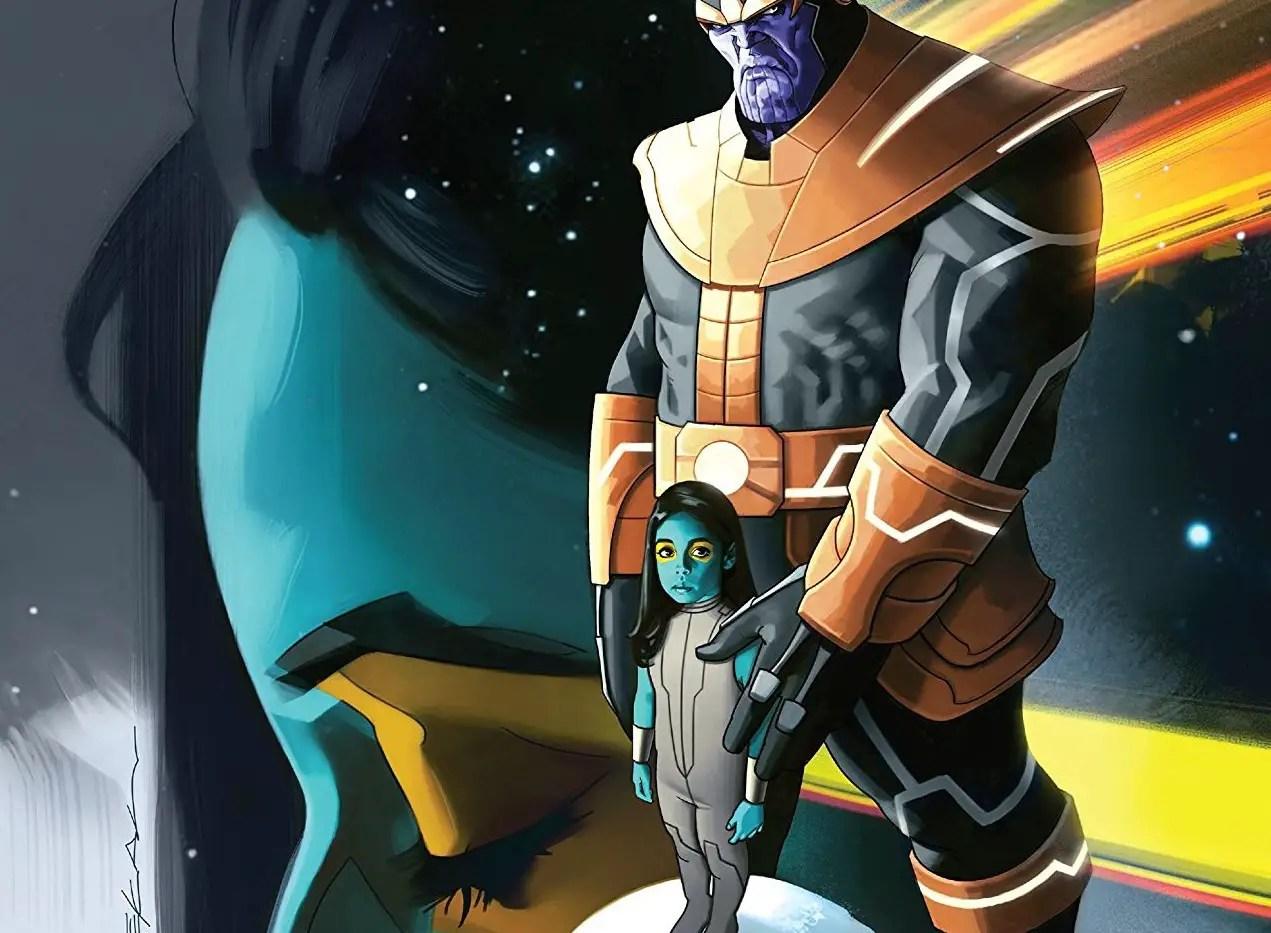Thanos #1 Review
