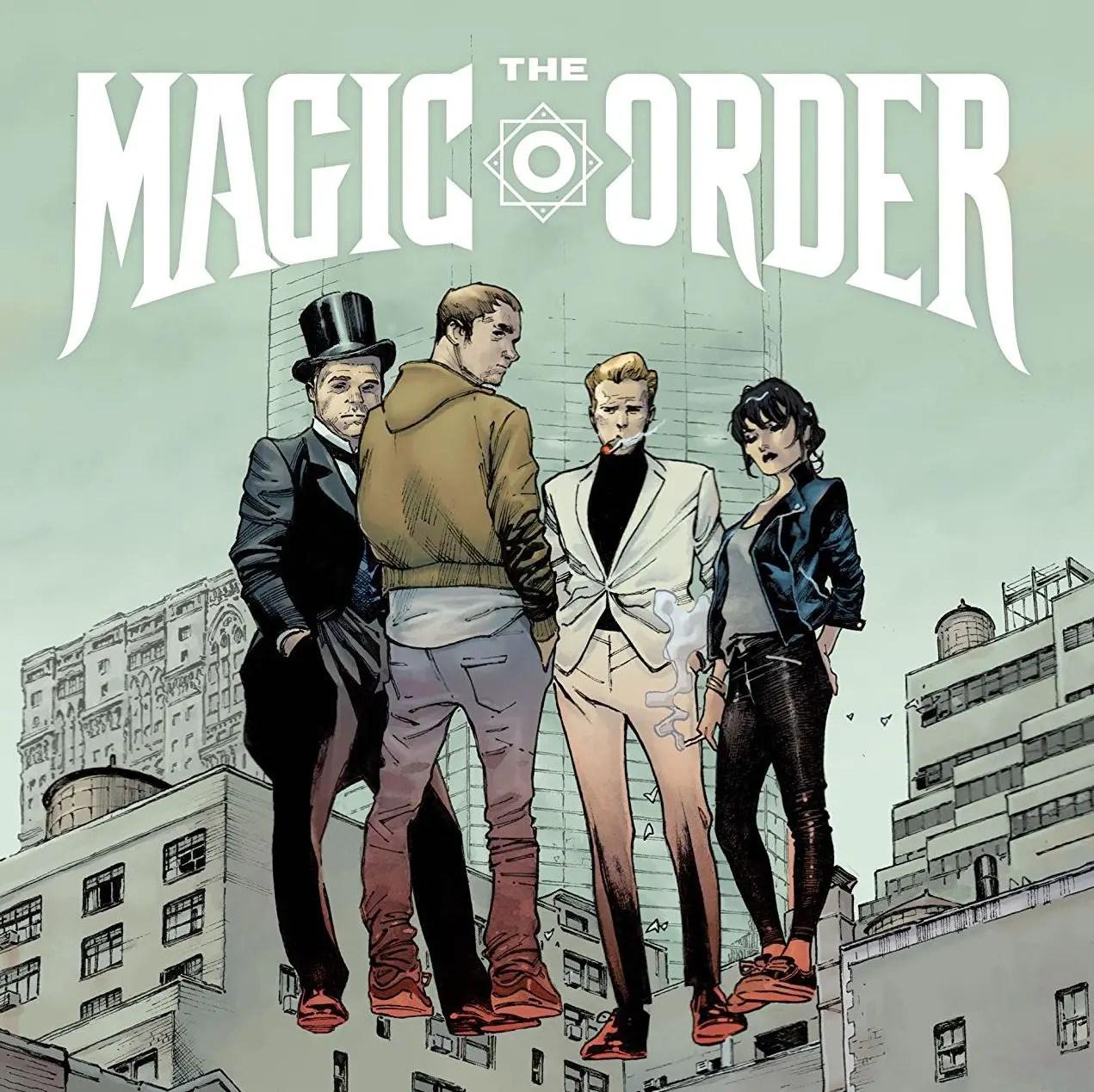 The Magic Order Vol. 1 Review