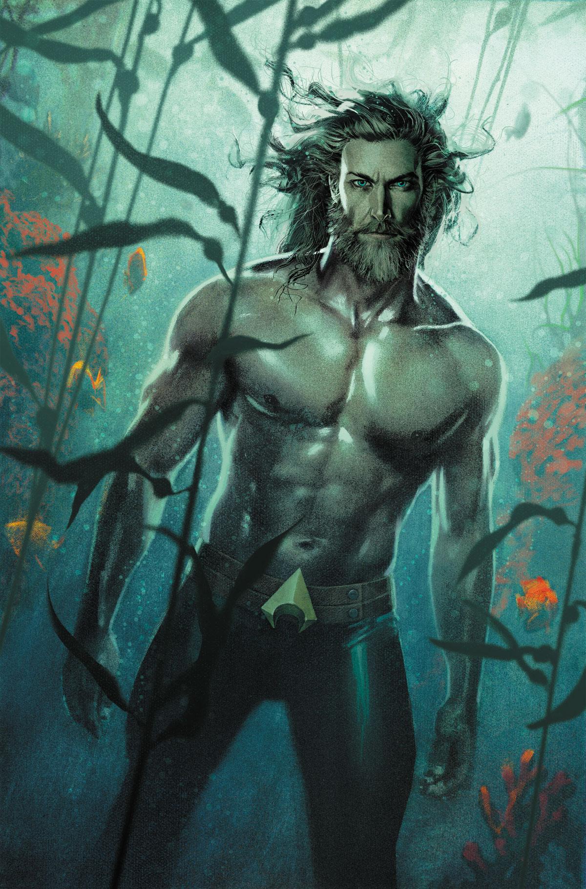 Aquaman #47 review: The Return of the Gods