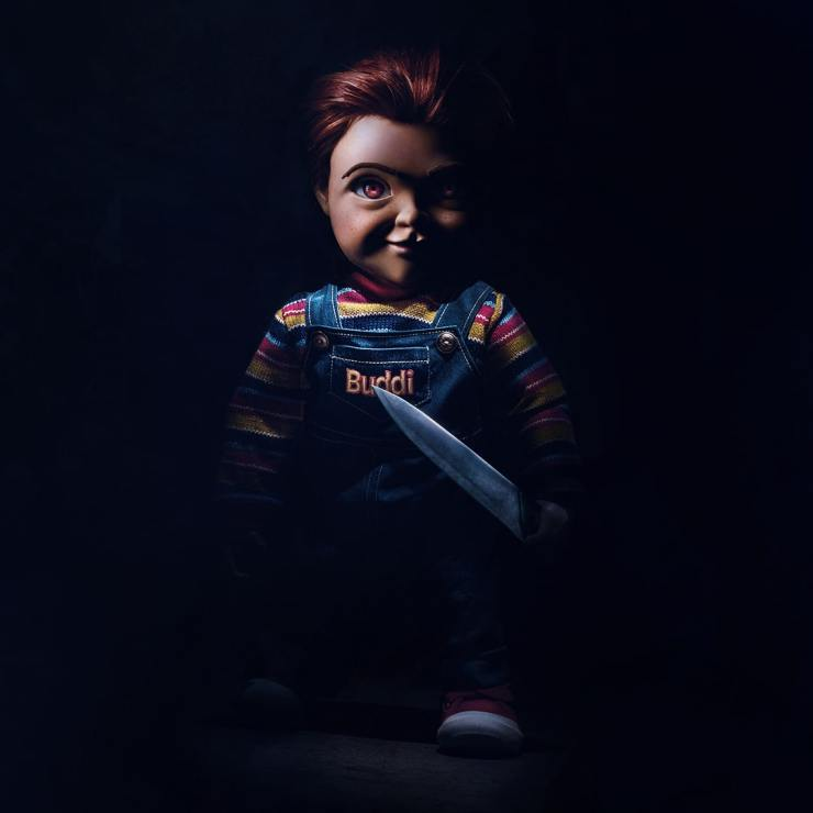 First full reveal of Chucky from upcoming 'Child's Play' remake