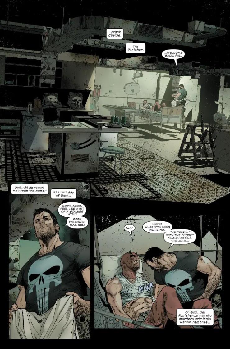 Marvel Preview: Daredevil #4