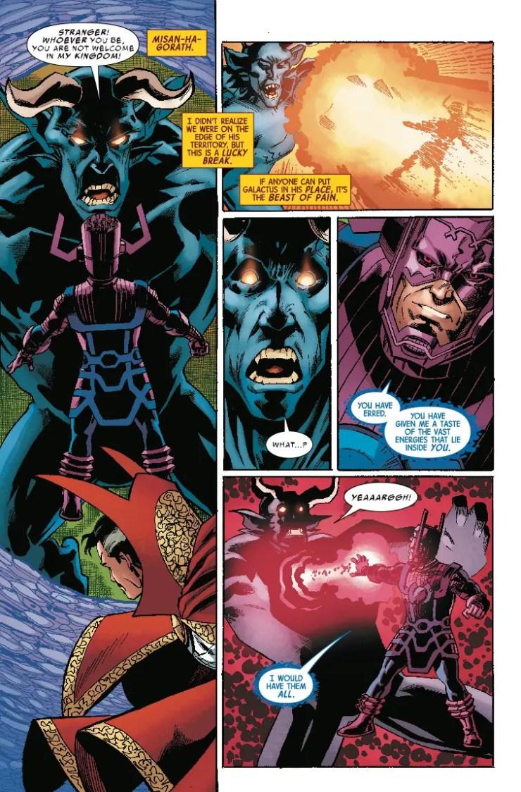 Marvel Preview: Doctor Strange #13