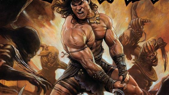 The Savage Sword Of Conan #4 Review