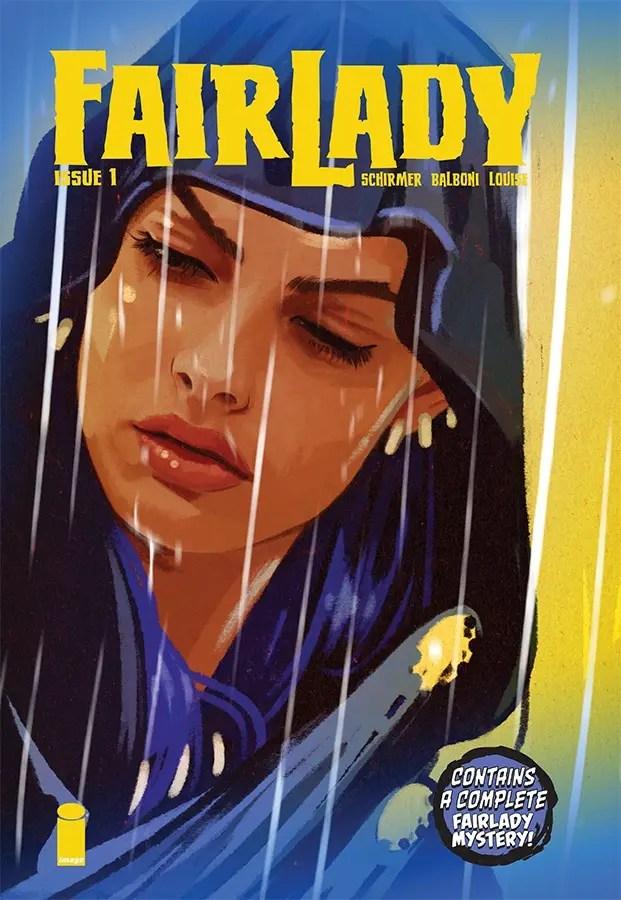 Fairlady #1 review: An intriguing start