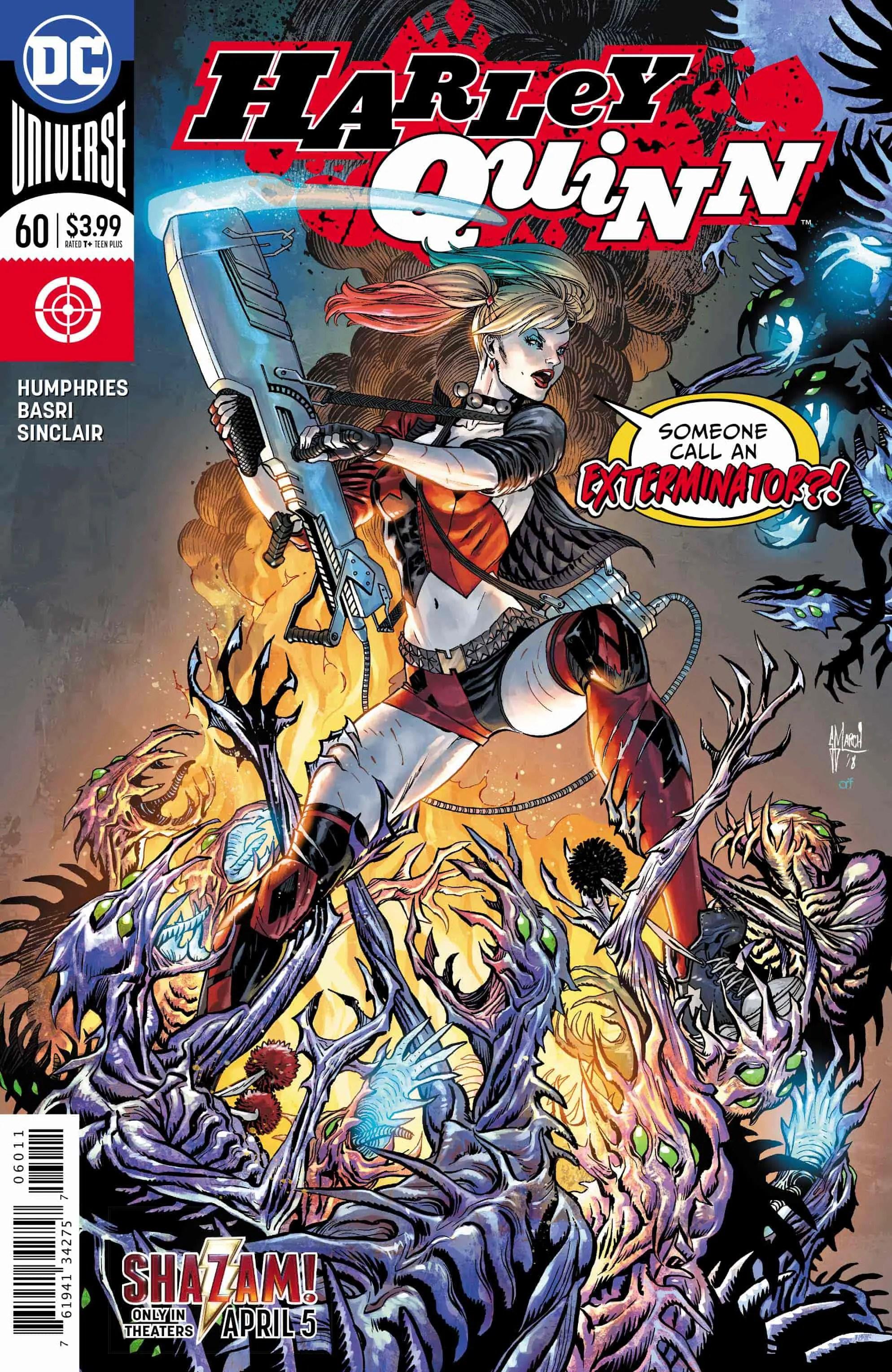 Harley Quinn #60 Review