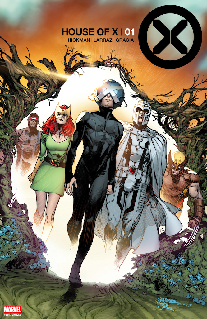 Jonathan Hickman reveals his favorite mutants ahead of 'House of X' and 'Power of X'