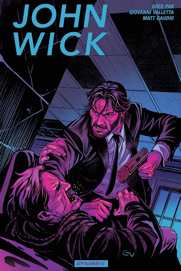 John Wick Vol. 1 Review