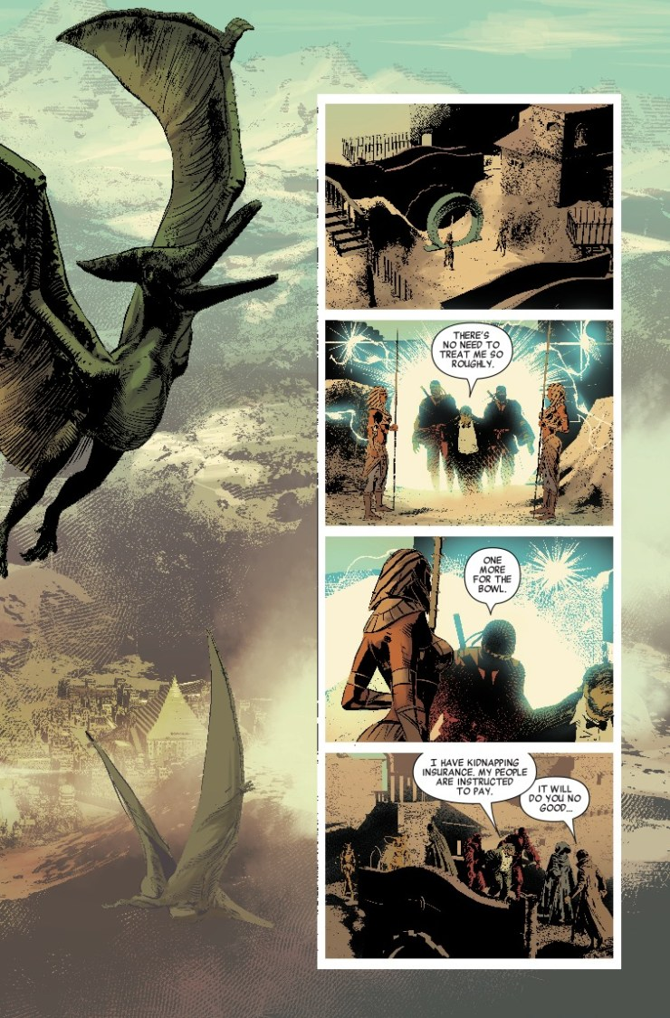 Marvel Preview: Savage Avengers #1