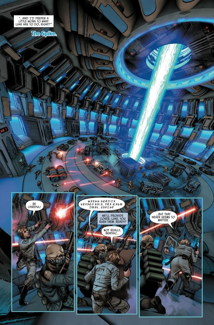 Marvel Preview: Star Wars #65