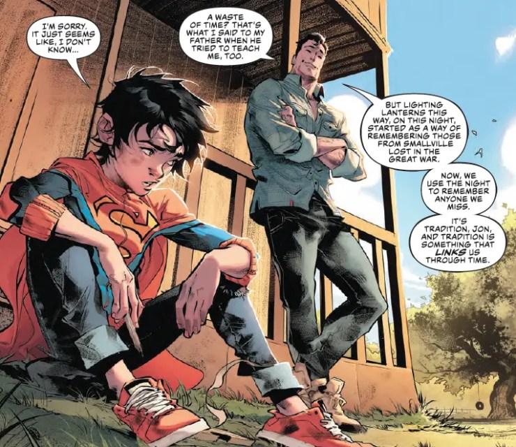 Justice League #23 Review