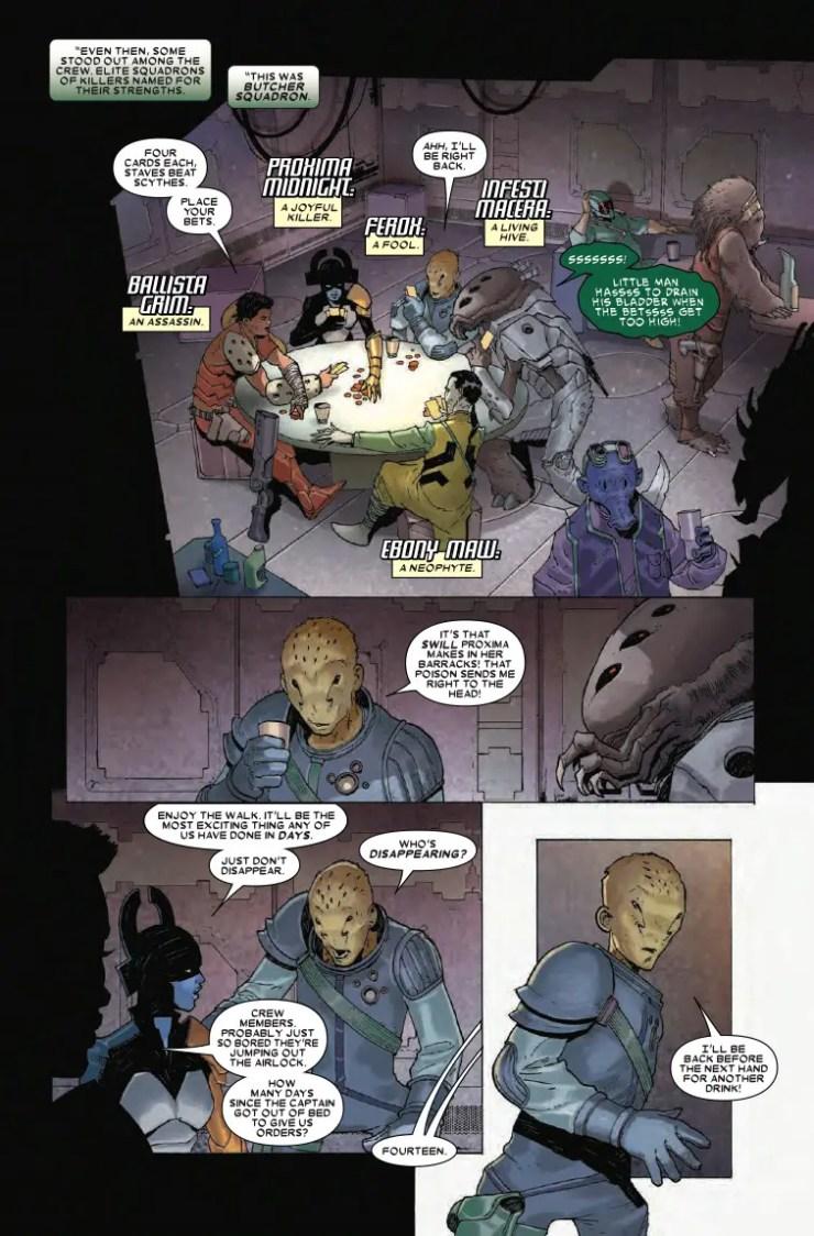 'Thanos: Zero Sanctuary' review