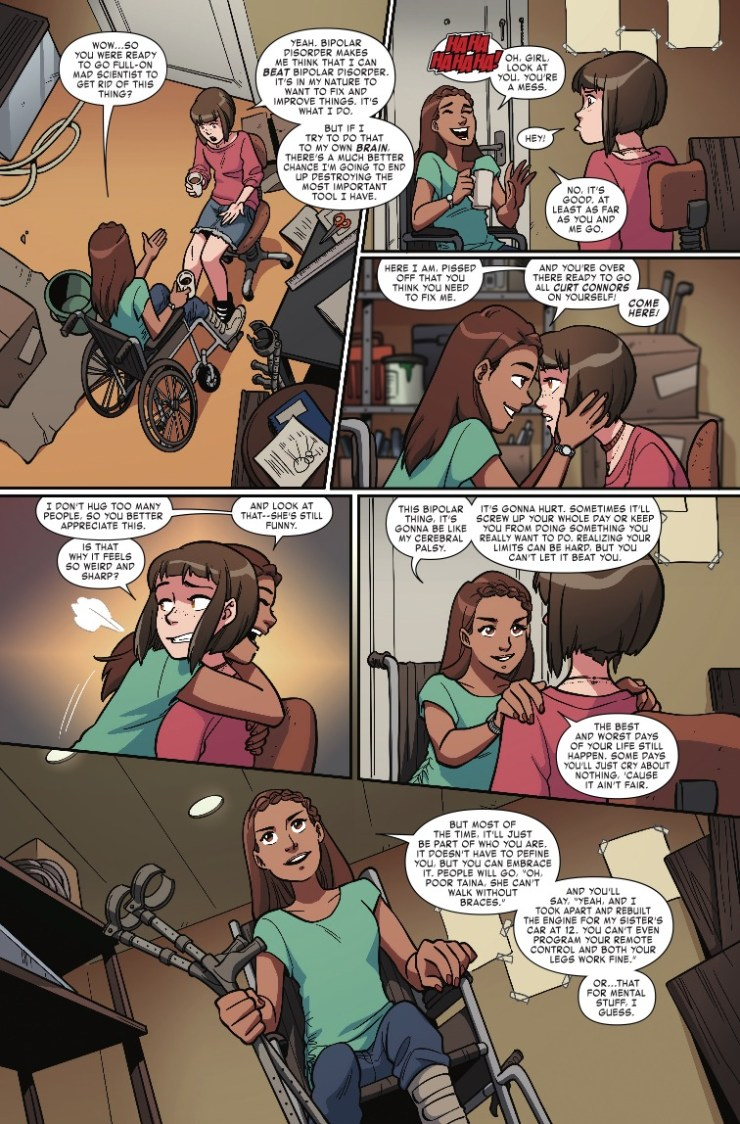 Marvel Preview: The Unstoppable Wasp #6