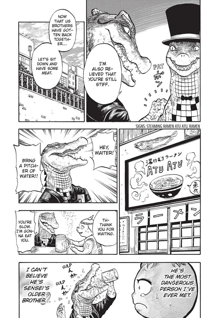 Crocodile Baron Vol. 3 Review