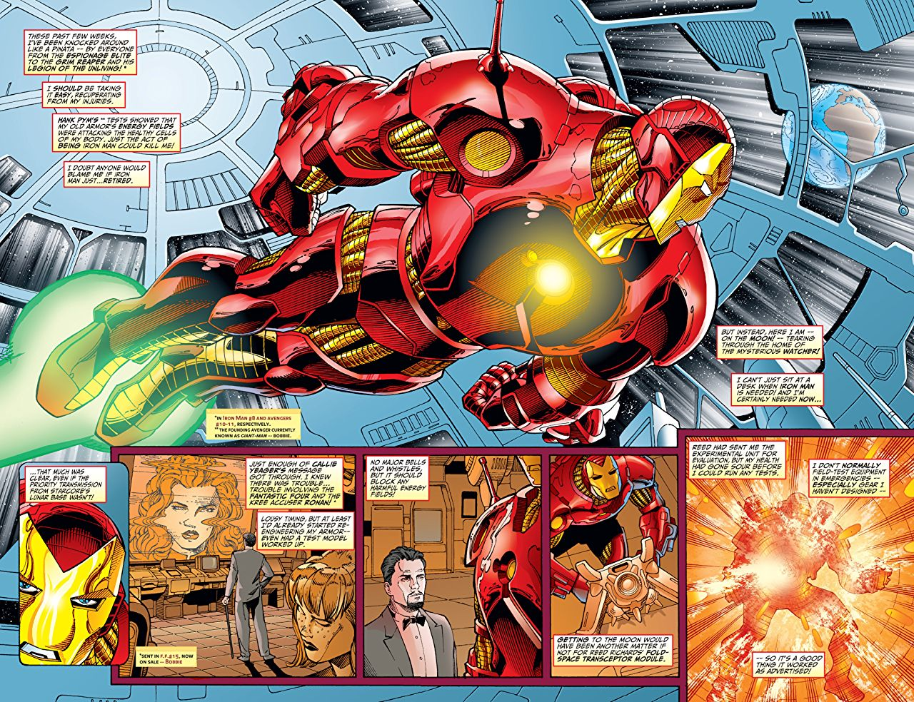 Iron Man: Heroes Return - The Complete Collection Vol. 1 Review