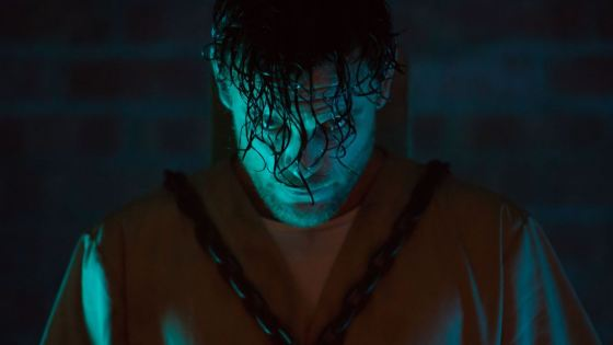 'Black Site' is obviously inspired by horror films of the 1980s.