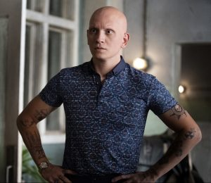 Behind the scenes with HBO Barry's Anthony Carrigan