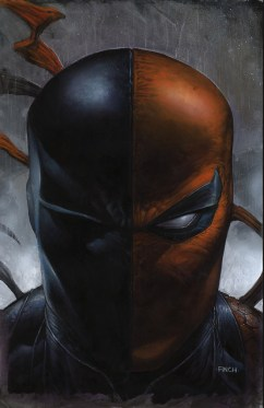 deathstroke #45 finch