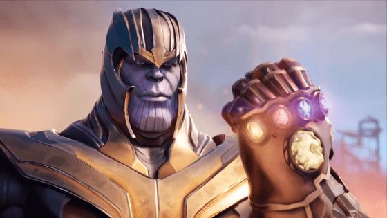 Fortnite v8.50 patch lets you fight Thanos with signature Avengers weapons just in time for 'Avengers: Endgame'