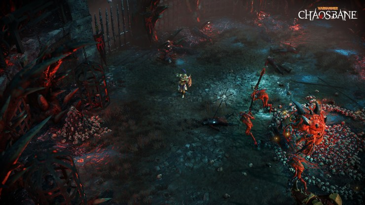 Warhammer Chaosbane beta: Hands-on-impressions