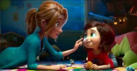 There's something magical about animated films.