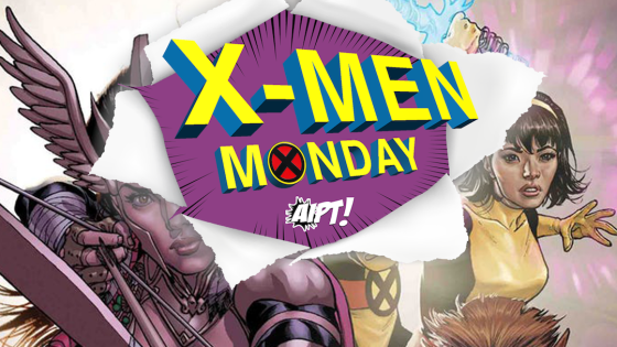 X-Men Monday #9 - One-eyed Cyclops, Captain America and Star Wars