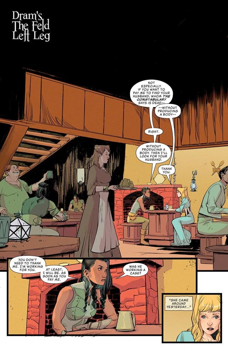Fairlady #2 review: The Dead Fairman Mystery