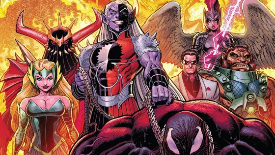 Marvel Preview: The War of the Realms #4
