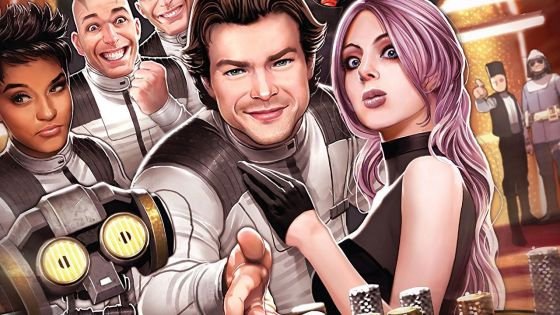 Star Wars: Han Solo - Imperial Cadet TPB review