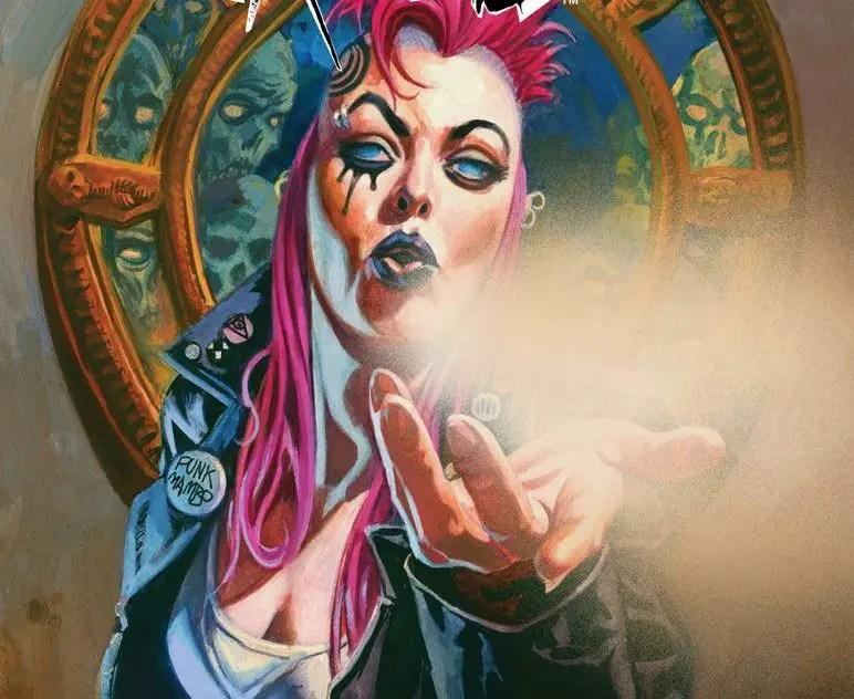Punk Mambo #2 Review