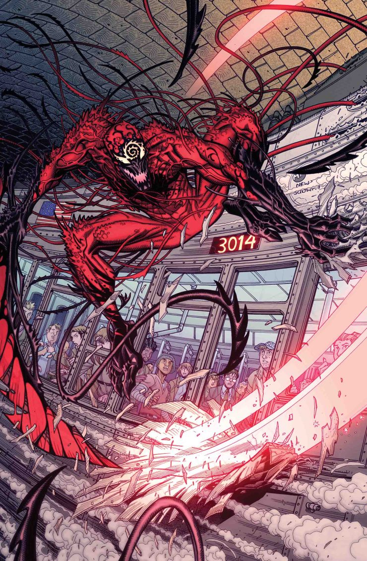 Marvel Preview: Absolute Carnage #1