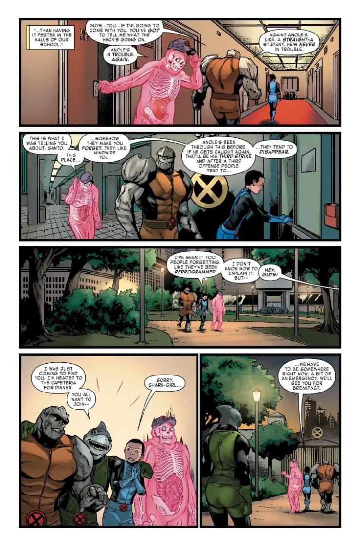 Marvel Preview: Age Of X-Man: NextGen #4