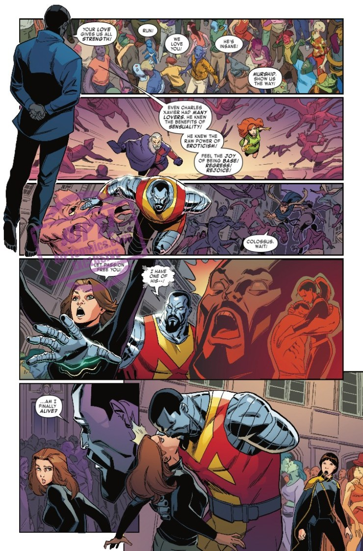 EXCLUSIVE Marvel Preview: Age of X-Man: Marvelous X-Men #4