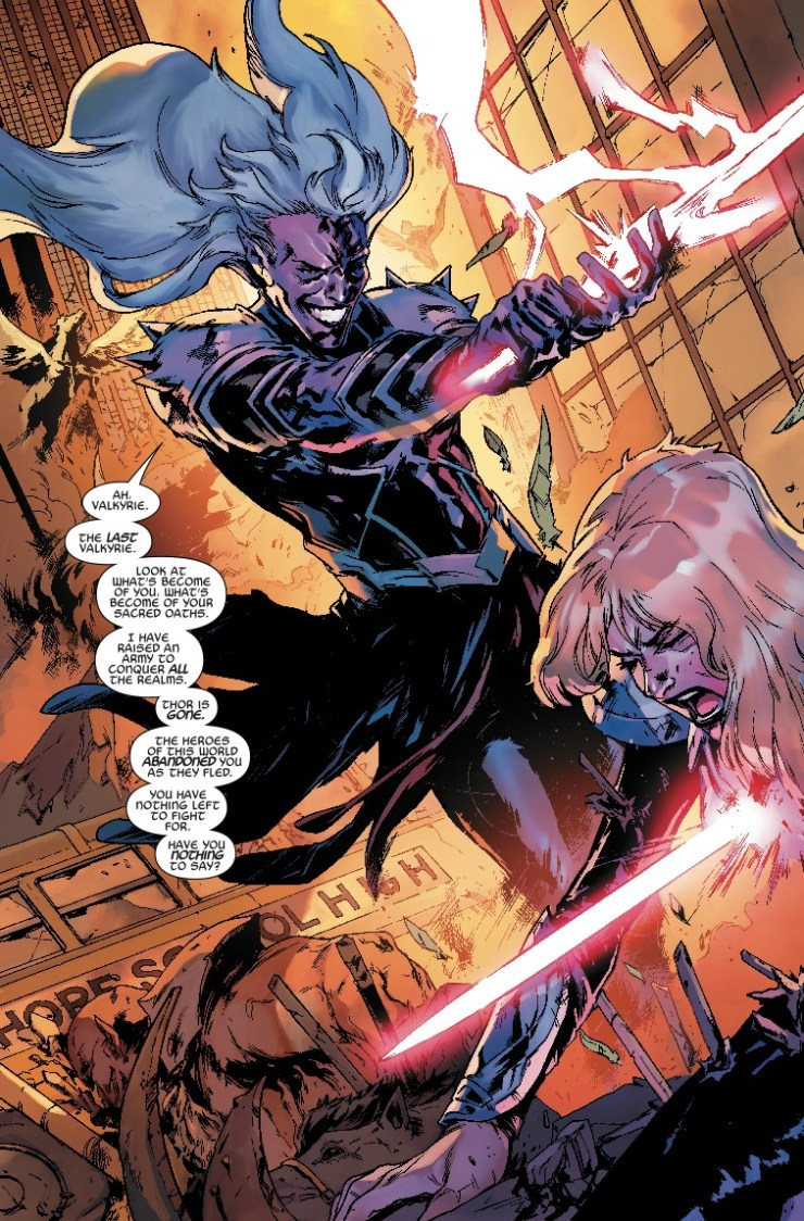 Marvel Preview: Asgardians Of The Galaxy #9