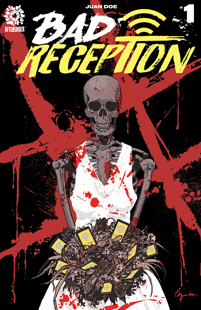 AfterShock Comics announces new series Bad Reception