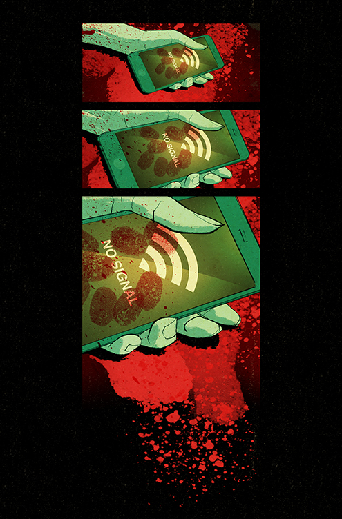 AfterShock Comics announces new series Bad Reception