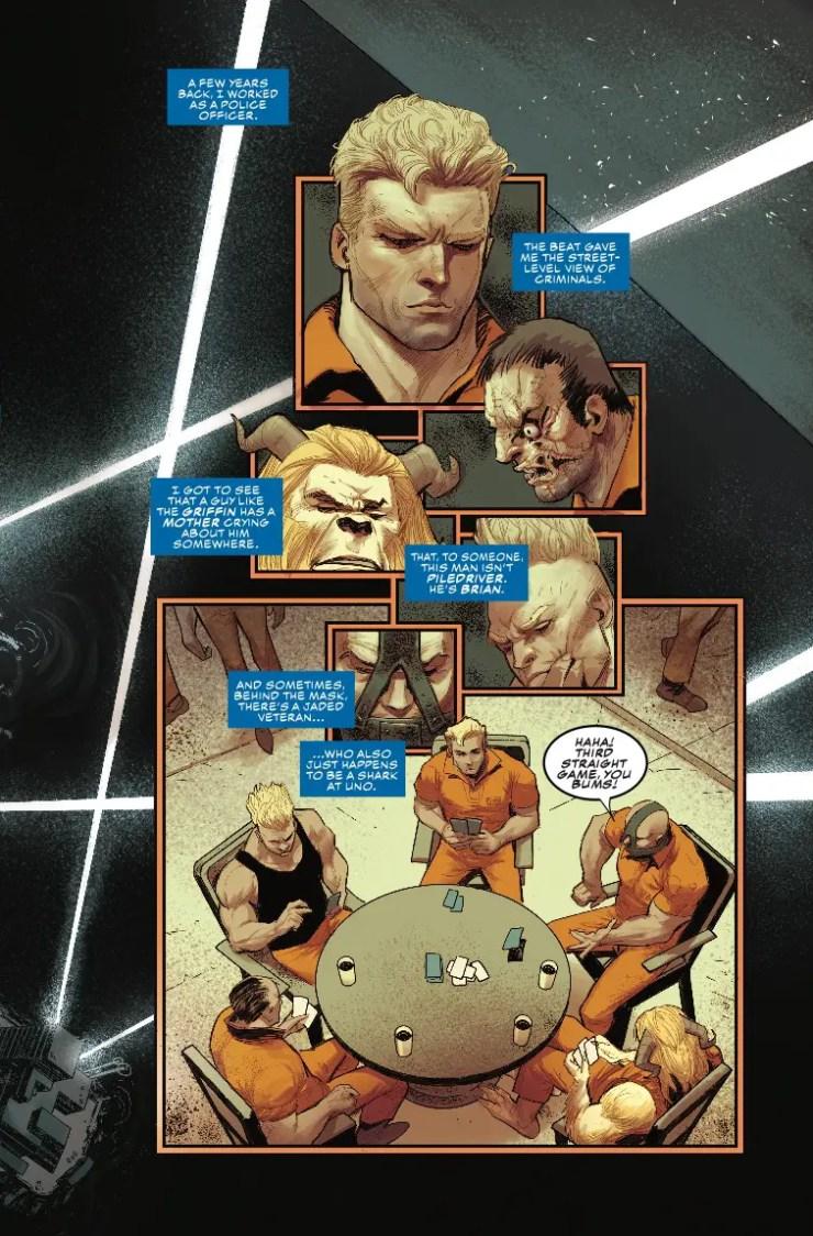 Marvel Preview: Captain America #10