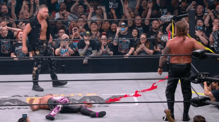 AEW Double or Nothing was exactly what it needed to be: a warning shot