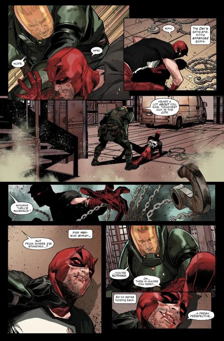 Marvel Preview: Daredevil #5