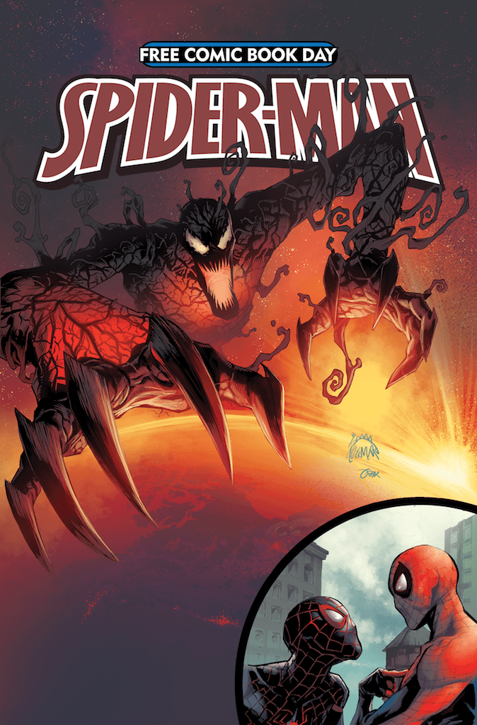 First Look: Free Comic Book Day Marvel titles include Spider-Man, Avengers, and Venom