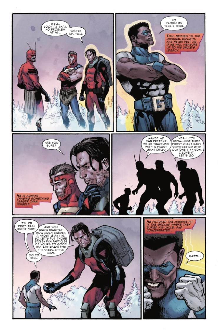 Marvel Preview: Giant-Man #1