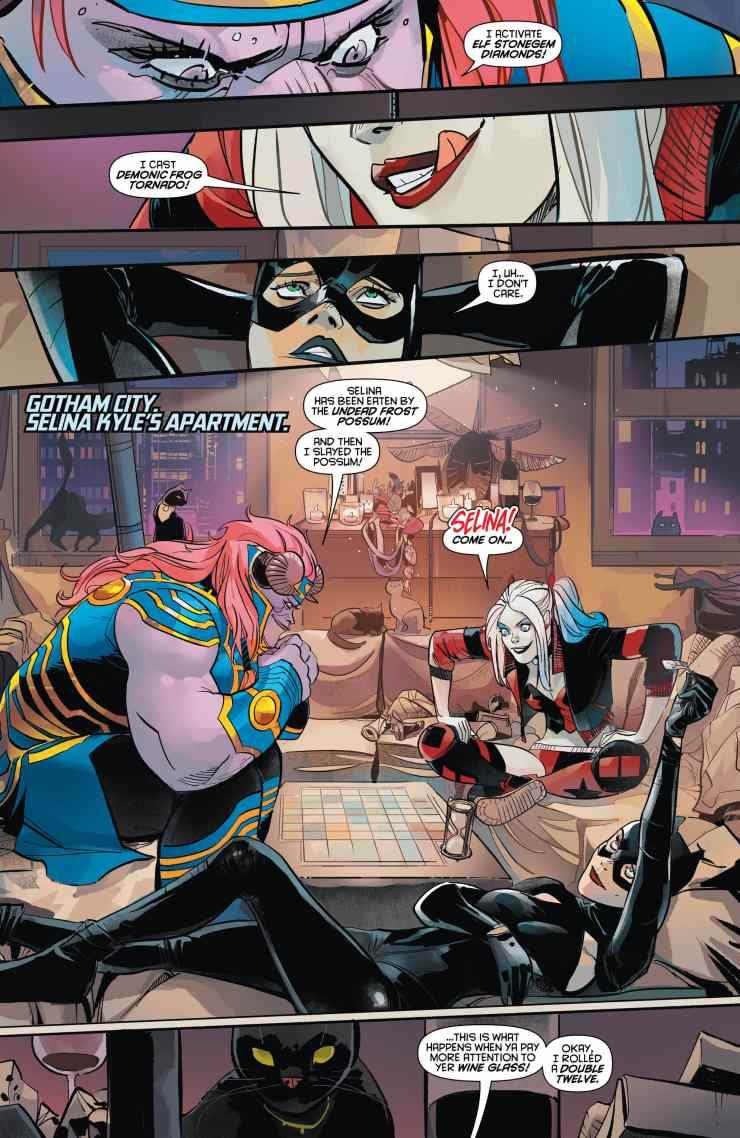 Harley Quinn #61 Review