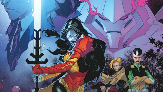 """The X-Men are """"forever changed"""" this July when House of X Launches."""